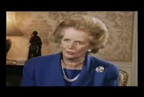 Margaret Thatcher: Blue Peter interview on Kampuchea