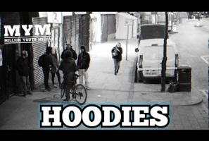 Hoodies On The Street Corner | MYM