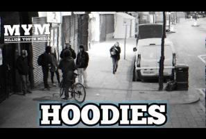 Hoodies On The Street Corner | MYM